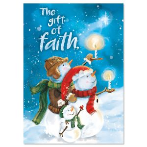 We Believe Religious Christmas Cards