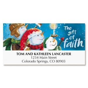 We Believe Deluxe Address Labels