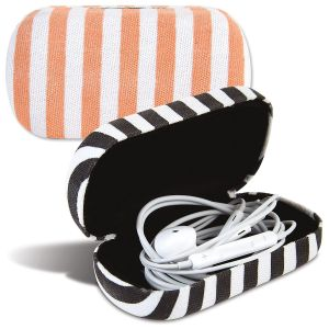 Bold Stripe Mini Travel Cases