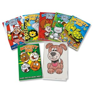 Kids' Activity Pads