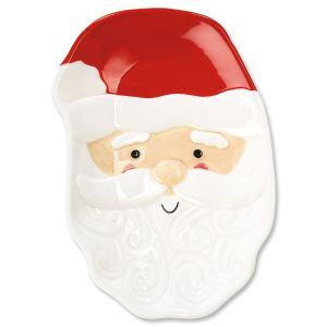 Santa Face Spoon Rest