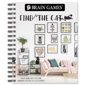 Find the Cat Book Brain Games®