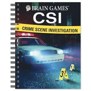 CSI Book 2 Brain Games®