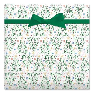 Falala Flat Gift Wrap