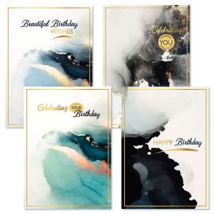 Stone Faith Birthday Cards and Seals