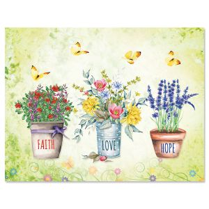 Faith Note Cards - BOGO