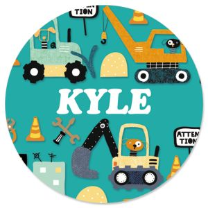 Personalized Trucks Stickers