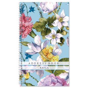 Painted Perennials Address Book