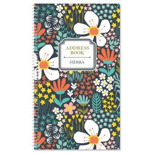 Tansy Garden Address Book