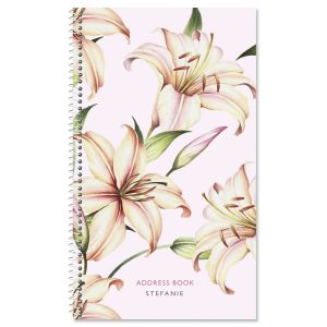 Peace Lily Address Book