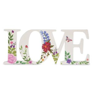 Diecut Blooming Love Sign