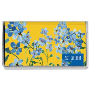 2021 Tiny Blossoms Pocket Calendar