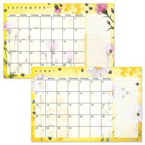 2021-2022 Bee Friends Calendar Pad