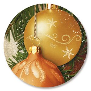 Pine Ornaments Seals