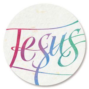 Call His Name Jesus Seals