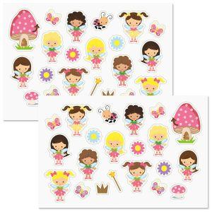 Fairy Stickers - BOGO