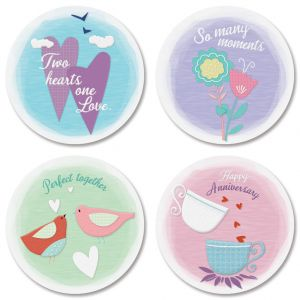 Every Happiness Seals (4 Designs)