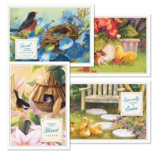 Easter Morning  Faith Easter Cards