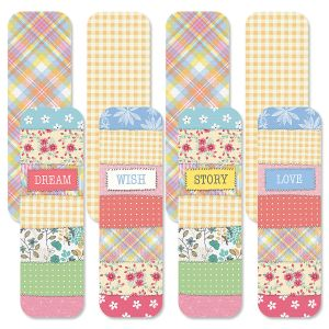 Patchwork Bookmarks