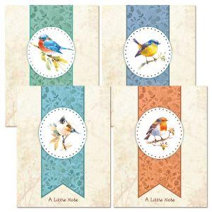 Pretty Birds Note Cards