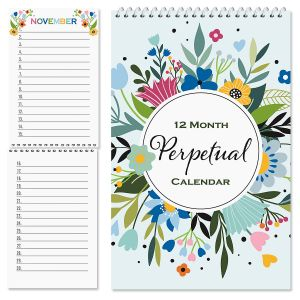 Just for Birthdays Mini Calendar