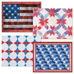 Patriotic Note Card Value Pack