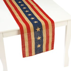 Patriotic Table Runner - BOGO