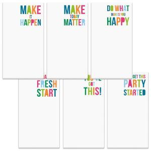 Motivational Notepads
