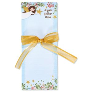 Angels Gather List Pad with Ribbon - BOGO