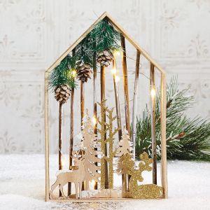Christmas LED Snowhouse