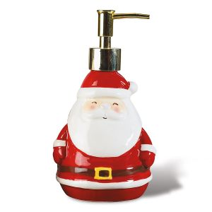 Santa Holiday Soap Dispenser