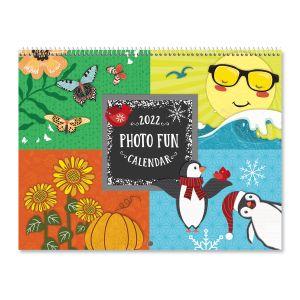 2022 Photo Fun Scrapbooking Calendar