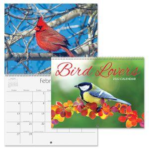 2022 Bird Lovers Wall Calendar