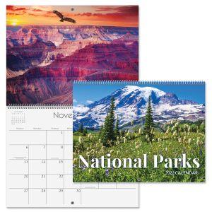 2022 National Parks Wall Calendar
