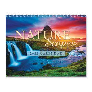 2022 Naturescapes Wall Calendar