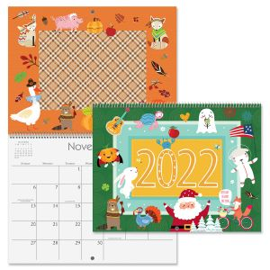 2022 Celebrations Scrapbooking Calendar