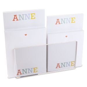 Alphabet Personalized Notepad Set