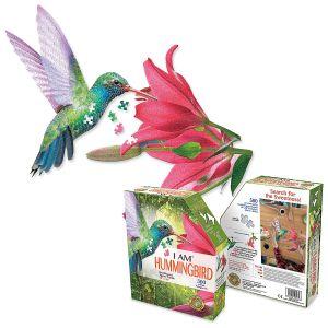 I am Hummingbird Puzzle