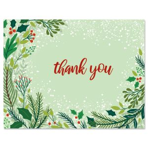 Thank You Note Cards - BOGO