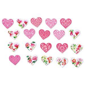 Heart Magnets - BOGO