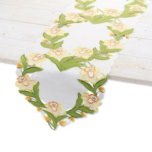 Daffodils Table Runner