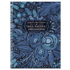 Navy Blossoms Bill Paying Organizer