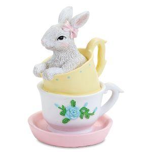 Resin Teacup Bunny