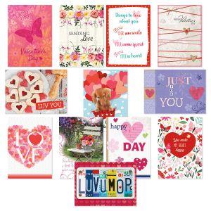 Valentine Classic Cards Value Pack