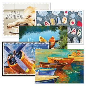 Masculine All Occasion Greeting Cards Value Pack