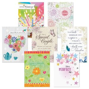 Faith All Occasion Greeting Cards Value Pack