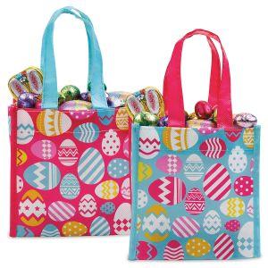 Mini Easter Tote Bags - BOGO