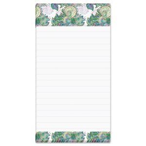Paisley Spring Magnetic Notepads
