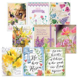 Faith Easter Cards Value Pack