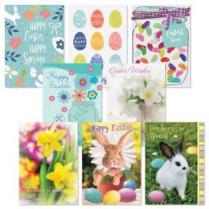 Easter Celebrations Easter Cards Value Pack